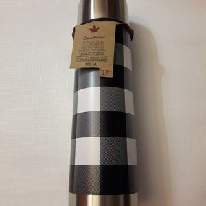 Attractive Checkered Thermos 750ml